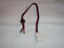 Kenwood OEM TK Style 12 VDC Power pigtail connector