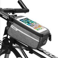 """Porta Telefono Cellulare BICI Supporto Smartphone BICICLETTA MOTO Universale 6"""""""