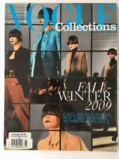 Vogue Paris Fashion Collections Accessories French FW 2009