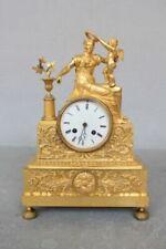 Horloges et pendules du XIXe siècle Napoléon, Empire XIXème et avant