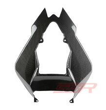 2009-2011 BMW S1000RR Upper Rear Seat Top Tail Fairing 100% Twill Carbon Fiber