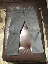 Arc'teryx  Mens Hiking Outdoor Cotton Canvas Cargo Pants Sz 32