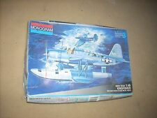 HIGH TECH KING FISHER PLANE, SEALED INSIDE, RARE, NICE !!