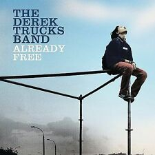 Already Free [Digipak] by Derek Trucks (CD, Jan-2009, Victor Records)