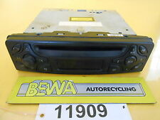 Autorradio/CD mercedes combi w203 Becker-a2038202286 nº 11909/e