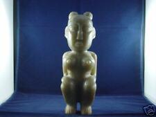 HongShan Large  jade Woman statue #115