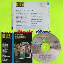 CD NEVILLE BROTHERS The wet sound BLUES COLLECTION 1993 DeAGOSTINI mc lp dvd vhs