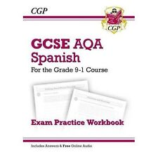 New GCSE Spanish AQA Exam Practice Workbook - For the Grade 9-1 Course (Includes