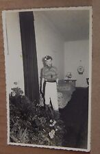 Postcard British man In Fancy Dress Dressed As A Pirate Germany 1950's