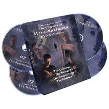 The Chapters of Marc Spelmann 4 DVD Set By Marc Spelmann