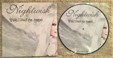 Nightwish - Wish I Had An Angel / Nemo (Picture Disc Vinyl LP) NB 1351-1 / NEW