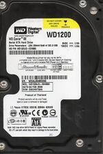 Western Digital wd1200jd-00hbb0 DCM: dschnt2aa 120GB d8-01