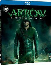 Arrow - Serie Tv - Stagione 3 - Cofanetto Con 4 Blu Ray - Nuovo Sigillato
