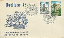 IBERFLORA 1978 Valencia Congreso Int. Garden Centers