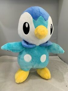 PIPLUP POKEMON PLUSH UNSTUFFED LIMITED EDITION BUILD A BEAR RARE
