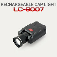 CREE XPE USB Rechargeable Cap Light Head Lantern Headlamps Clip Lantern Lights