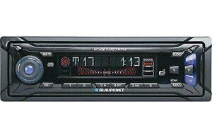 New in Box Blaupunkt Monte Carlo MP34 Radio/CD/MP3 with Remote