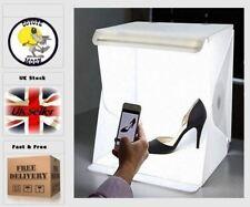 Portable Photography Lighting Cube Tent Photo Studio Light Box LED-Strip