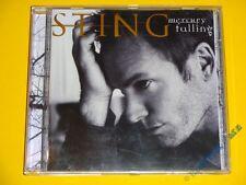 *CD* Sting - Mercury Falling * A&M Records *
