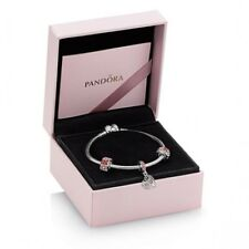 Pandora Valentines Day Bracelet Gift Set Tree Of Love Sterling Silver B800770-19