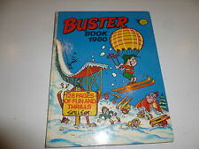 BUSTER Book Annual - Year 1980 - UK Annual ( Price Tab Intact / Damaged Spine )