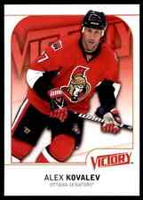 2009-10 Victory Alex Kovalev #285