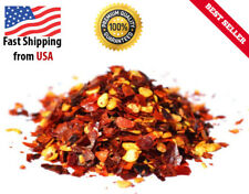 Bulk Crushed Red Pepper Flakes, Spice, Seasonig , Pure Red Pepper (Variety Size)