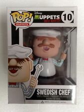 Muppets Most Wanted - Swedish Chef Pop! Vinyl Figure #10 NEW Funko Vaulted