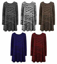 Unbranded Round Neck Skater Dresses for Women