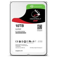 "Seagate IronWolf 10TB SATA III 3.5"" Hard Drive - 7200RPMrpm, 256MB Cache"