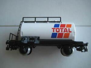 Marklin H0 TOTAL Tank Car from Primex 2702 Tank Car Set - Limited Edition