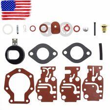 Carburetor Rebuild Carb Repair Kit for Johnson Evinrude 6 8 9.9 15 20 HP 0439073
