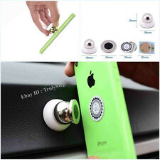Universal 360° Rotating Car Sticky Magnetic Stand Holder For Smart Phone Pad GPS