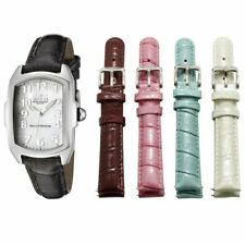Invicta 5168 Baby Lupah Mother-of-Pearl Dial Alligator Straps Women's Watch Set