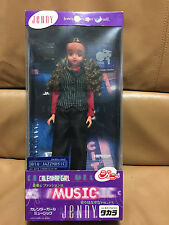 2002 Takara Jenny CALENDAR GIRL MUSIC January JAZZ Doll NRFB
