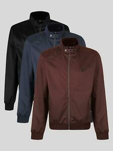 Luke 1977 Mallard Quilted Jacket Black