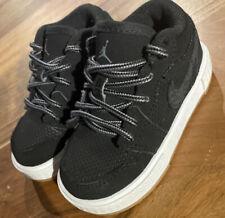Nike Air Jordan retro v.1 td  Basketball Shoes 487297 001 Size 5C