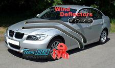 Wind deflectors BMW 3  E90  2005 - 4.doors  2.pc  HEKO  11126  for FRONT DOORS