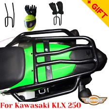 For Kawasaki KLX 250 rear rack rear luggage rack KLX250SF KLX250S D-Tracker,Gift