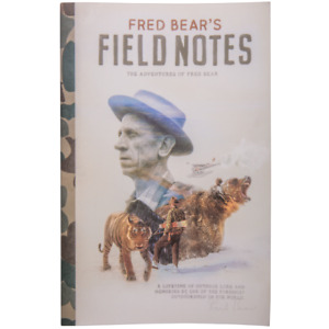 Bear Archery Fred Bear's Field Notes Book