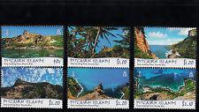 pitcairn 2013 mnh schiffe landung point bounty bay 6v set landschaften bäume