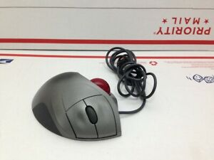 Logitech TrackMan Wheel T-BB18 Wired USB Mouse  USED WORKING