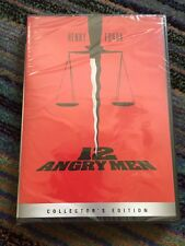 12 Angry Men (DVD, 2008, 50th Anniversary Edition) Collectors Edition New