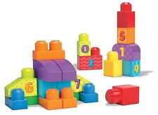 Mega Bloks 900 DLH85 First Builders 123 Count Playset
