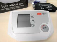 boso medicus uno Blutdruckmessgerät Oberarm Einknopfbedienung NEU Original