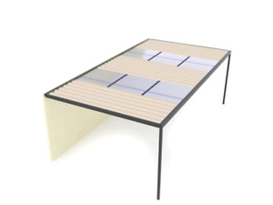 Carports/Pergolas 5x5m Polycarbonate/Colorbond Roofing