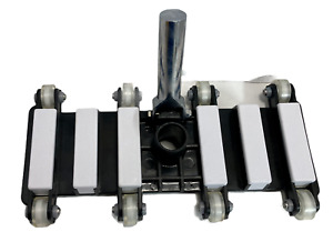 ATIE Heavy-Duty Professional Grade Flexible Weighted Pool Vacuum Head