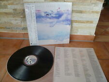 "RUSH ""Grace Under Pressure"" audiophile Japon LP + OBI-Comme neuf -!!!"