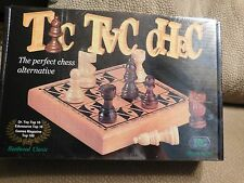 Tic Tac Chec Chess~Brand New~Sealed~Free Shipping