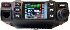 Anytone AT-778UV 2M/70CM  Ham Radio 25 WT 250 Ch.VHF/UHF W/ Pro Cable USHAM DLR